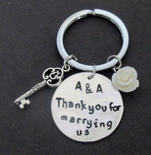 Thank You For Marrying Us Gift For Wedding Officiant For Friend