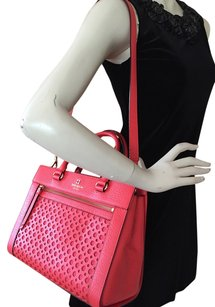 Kate Spade Satchel in empired red