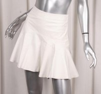 10 Crosby Derek Lam Womens Skirt White