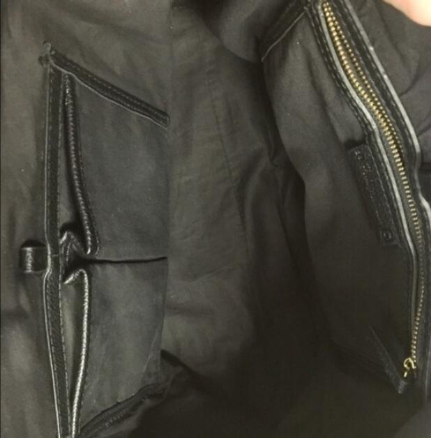 3 1 Phillip Lim For Target Black Faux Leather Hobo Bag Tradesy
