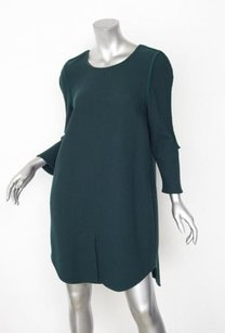 3.1 Phillip Lim short dress Green Womens Dark on Tradesy