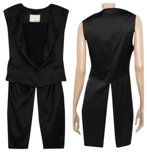 3.1 Phillip Lim Silk Tail Nwt Vest