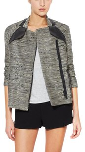 3.1 Phillip Lim Trench Leather Classic Gray Jacket