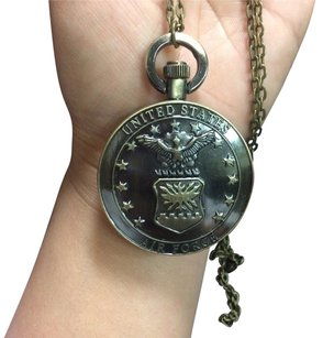 5.11 Tactical Air Force Pocket Watch