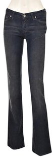 7 For All Mankind Womens Corduroy Textured Trousers Pants
