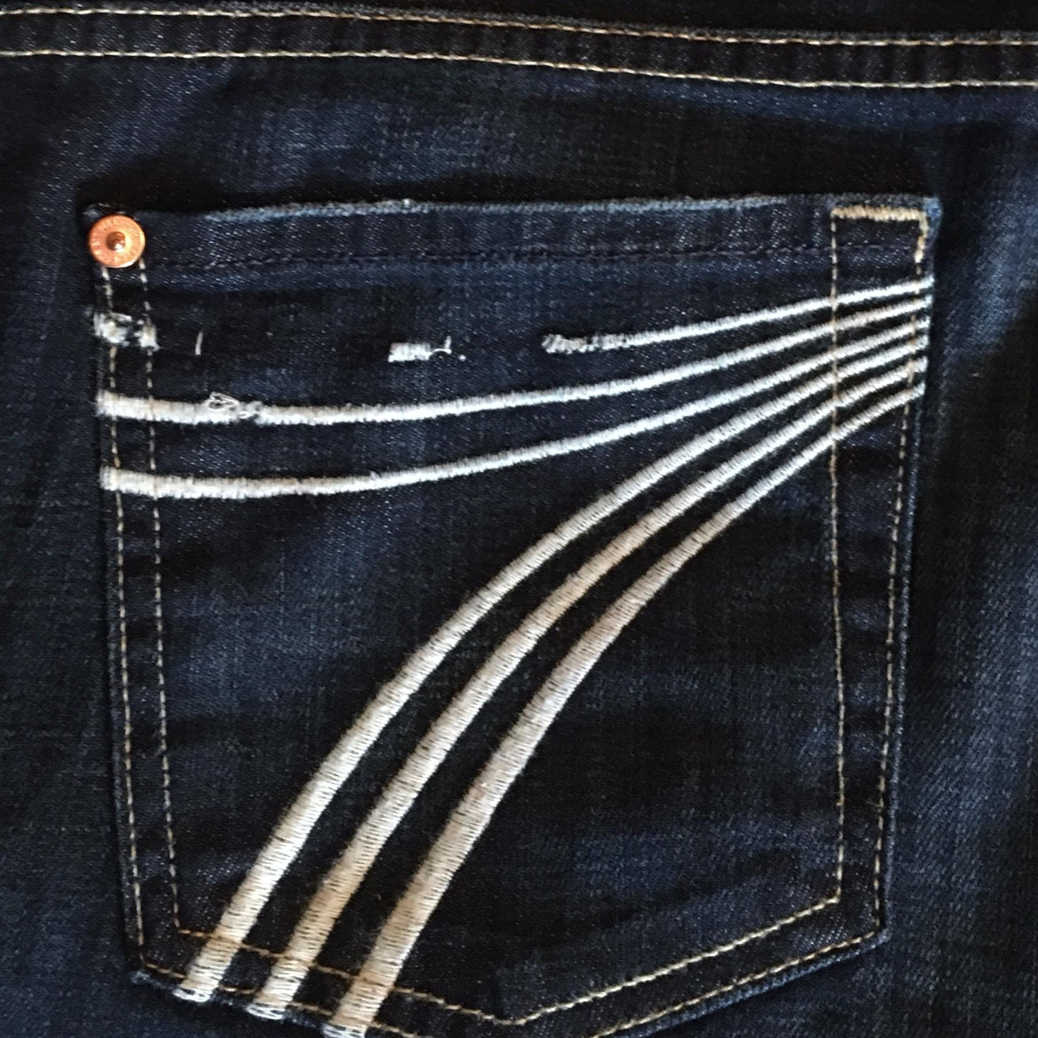 7 for all mankind size guide