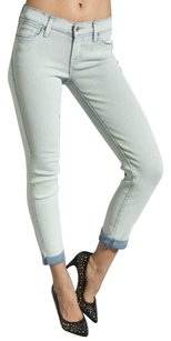 7 For All Mankind Skinny Denim Designer Denim Denim Skinny Jeans-Light Wash