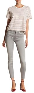 7 For All Mankind Stretchy Soft Comfort Gray Skinny Jeans