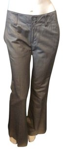 7 For All Mankind Super Flare Pants Taupe