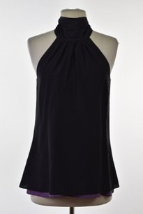 7 For All Mankind Womens Top Black