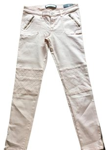 Abercrombie & Fitch Skinny Pants Pink