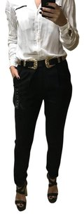 Abercrombie & Fitch Trouser Pants Black
