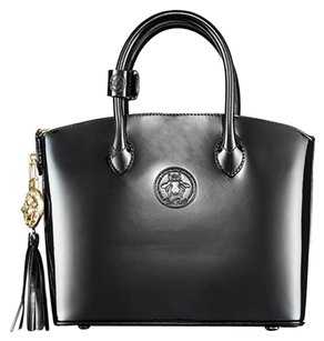 Abigail Riggs Tote in Black