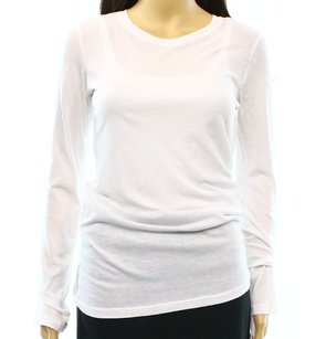 Cotton Blends Knit T Shirt