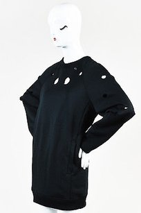 Acne Studios short dress Black Cotton on Tradesy