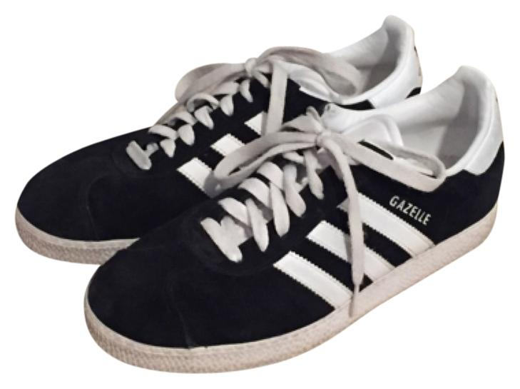 adidas Black Gazelle Sneakers Size B) US 9 Regular (M, B) Size 193d23