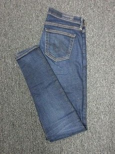 AG Adriano Goldschmied Blue Dark Wash The Jeggings