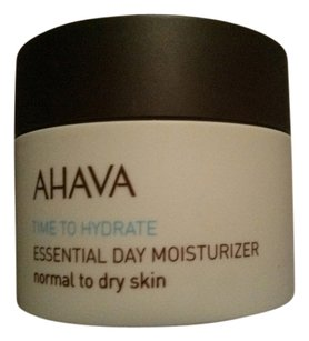 AHAVA New, Never Used, Sealed! - AHAVA Time to Hydrate Essential Day Moisturizer Normal to Dry Skin