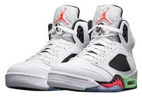 Air Jordan Basketball Gifts For Him Men Sneaker Retro 5 Space Athletic