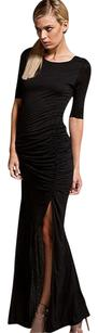 Black Maxi Dress by A.L.C. Alc Theo Stretch Jersey