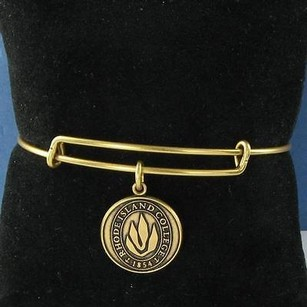 Alex and Ani Alex Ani Rhode Island College Expandable Ewb Bracelet Russian Gold
