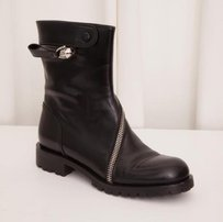 Alexander McQueen Current Black Boots