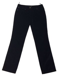Alexander McQueen Straight Pants Navy