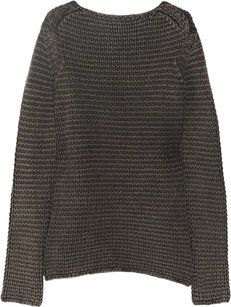 Alexander Wang T By Charcoal Sweater