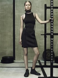 Alexander Wang X Hm Womens Dress