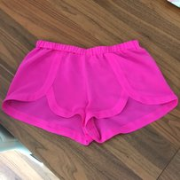 Alexis Dress Shorts hot pink