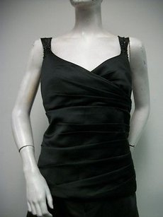 Alfred Angelo Blouse Top Black