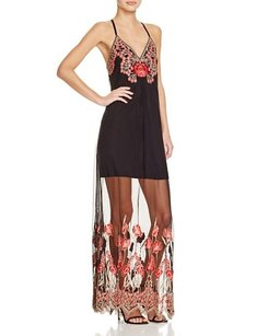 Black Maxi Dress by Alice + Olivia Poppy