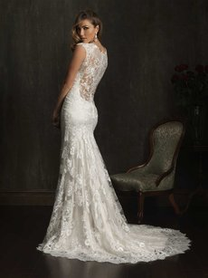 Allure Bridals 9068 Wedding Dress