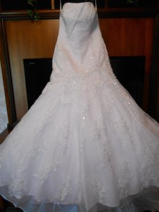 Allure Bridals Brand New Edition P907 Wedding Dress
