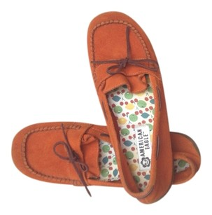 American Eagle Outfitters Burnt orange Flats