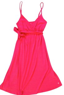 American Eagle Outfitters short dress Pink Sundress on Tradesy
