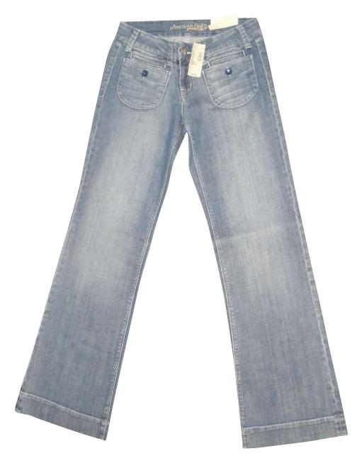 American Eagle Outfitters Wide Leg Jeans 80%OFF - www ...