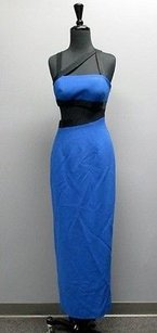 Blue Maxi Dress by Andrea Polizzi for Rex Lester