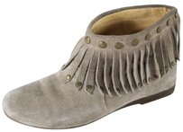 ANINE BING Moccasins Taupe Boots