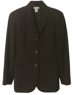 Ann Taylor 100% Wool Top Quality coffee Blazer
