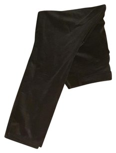 Ann Taylor Straight Pants Dark Grey