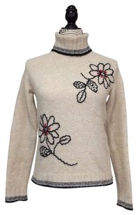 Ann Taylor Turtleneck Mock Sweater