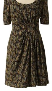 Anthropologie Fire Flowers Moulinette Soeurs Dress
