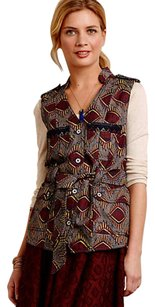 Anthropologie Four Pockets Vest