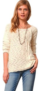 Anthropologie Soft Comfy Nubby Sweater