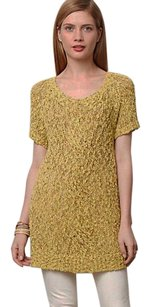 Anthropologie Wide Knit Great Texture Tunic
