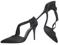 Apt. 9 New Satin Crystals Black Pumps
