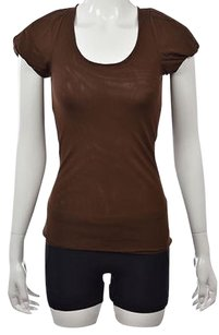 Arden B. B Womens Top Brown