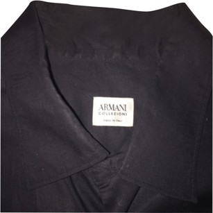Armani Collezioni and exchange, never worn mens dress shirts! Button Down Shirt One black one white sixe l but fitted!