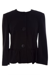 Armani Collezioni Suits & Blazers,womens,ac_jacket_bm56gj_black_6